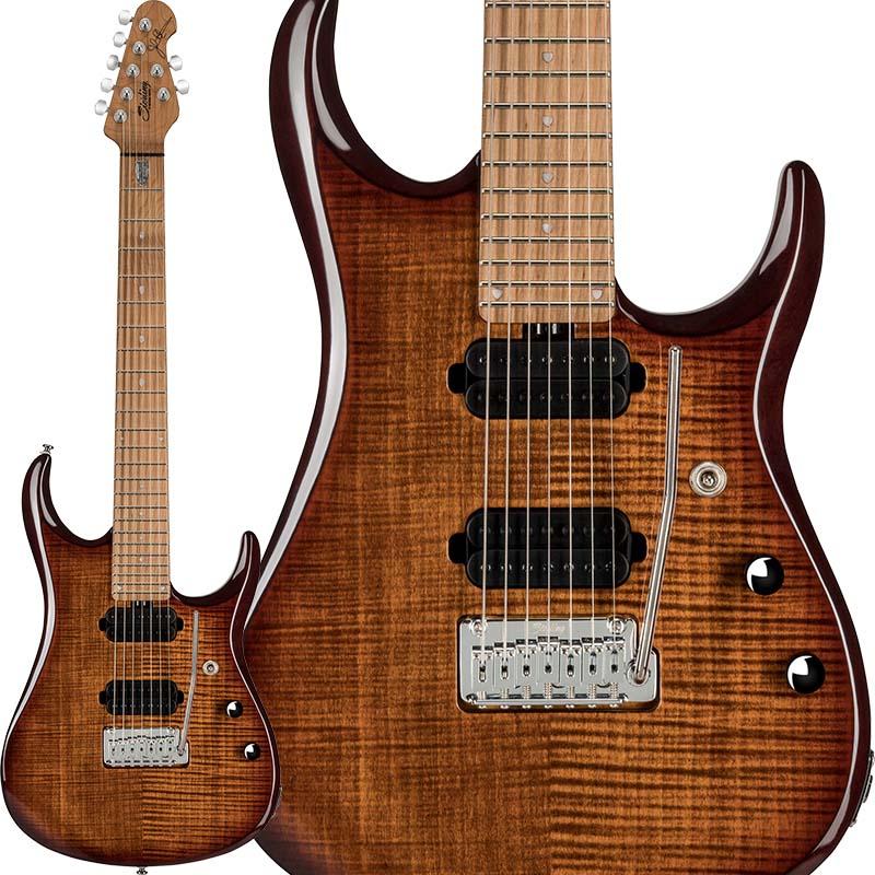 Sterling by MUSICMAN JP157FM (Island Burst) [John Petrucci Signature Model]