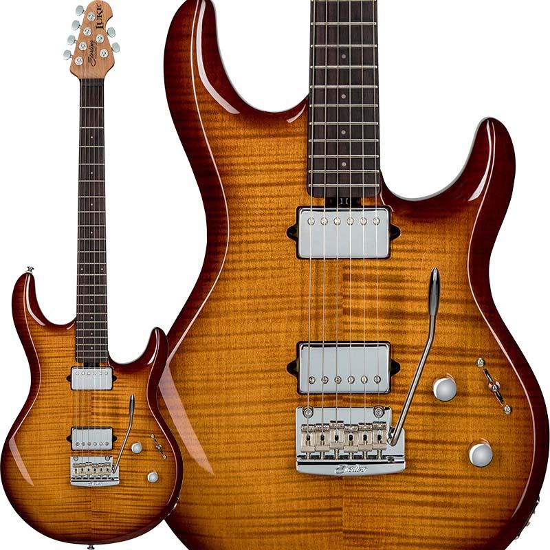 Sterling by MUSICMAN LK100 (Hazel Burst) [Steve Lukather Signature Models]