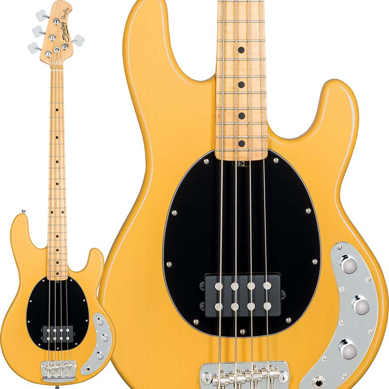 Sterling by MUSICMAN Ray24CA (Butterscotch/Maple)