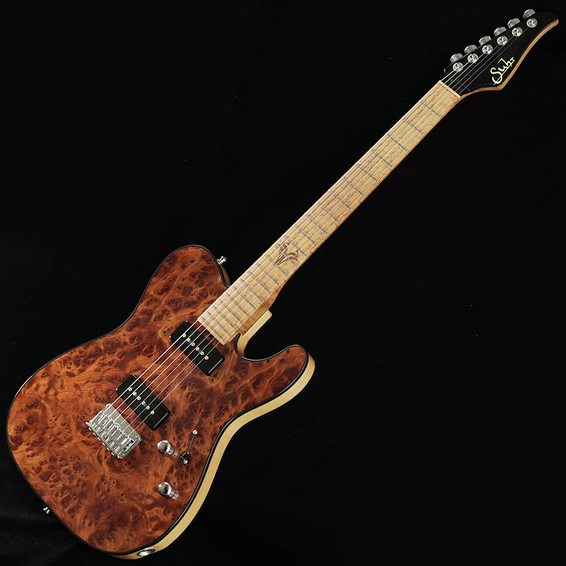 Suhr Guitars The 2014 Collection DESIGN INSPIRED BY NATURE Classic-T Burl Redwood/Swamp Ash/5A Roasted Birdseye Maple [#23862] 【USED】 【中古】