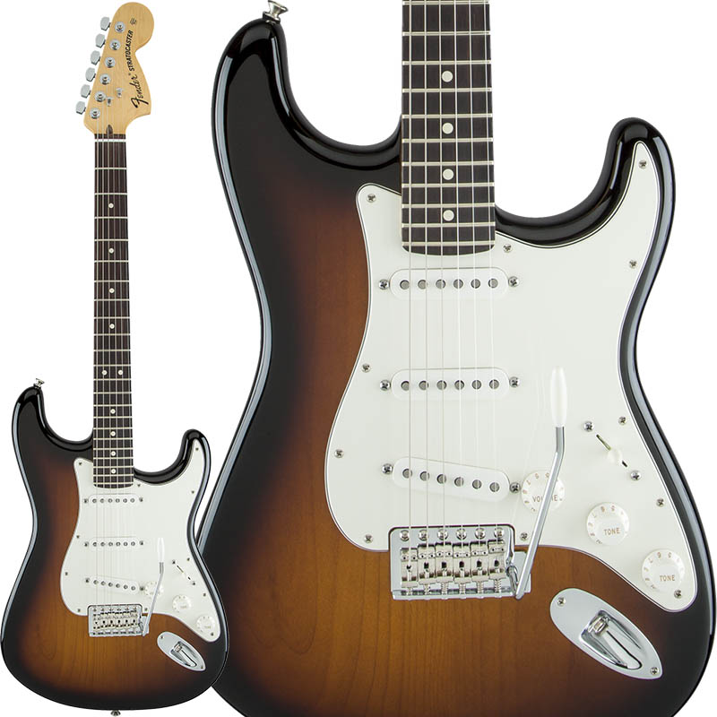 Fender American Special Stratocaster (2-Color Sunburst/Rosewood) [Made In USA] 【期間限定プライス】