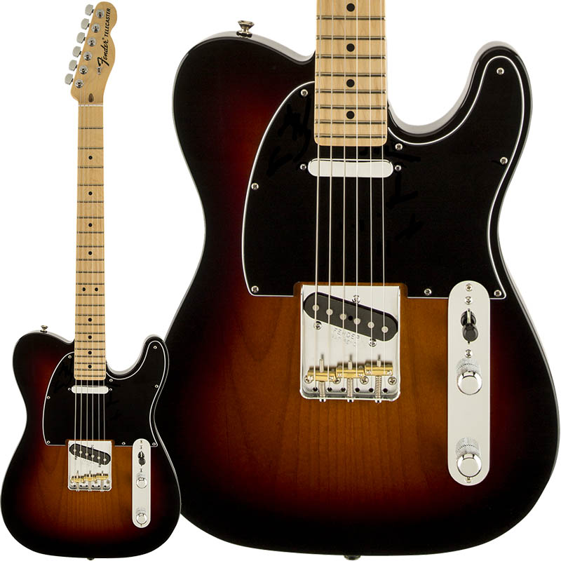 Fender American Special Telecaster (3-Color Sunburst/Maple) [Made In USA] 【限定タイムセール】