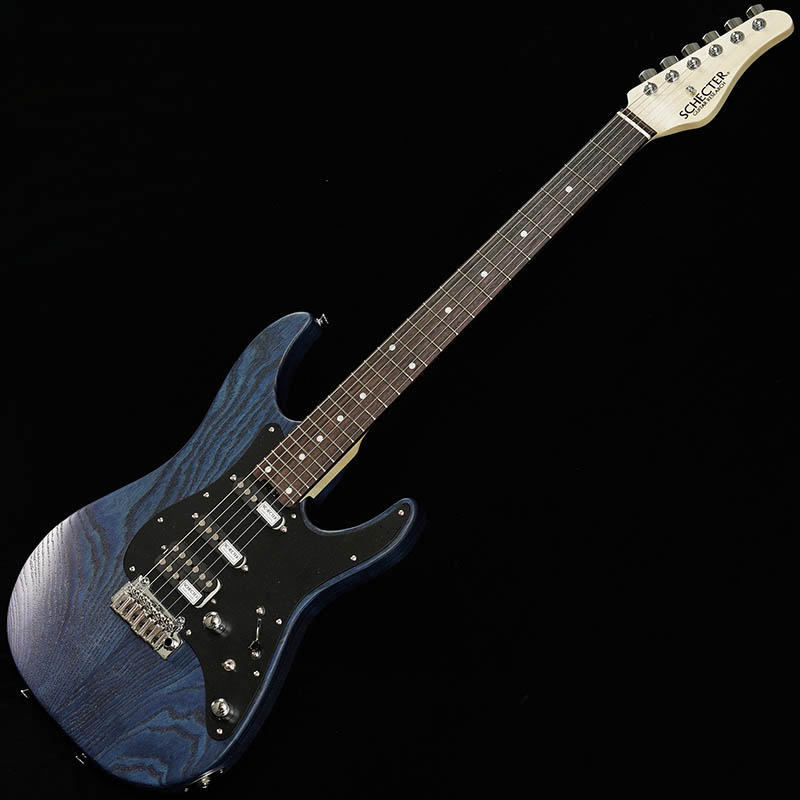 SCHECTER BH-1-STD-24F (Pacific Blue Tint/Rosewood)