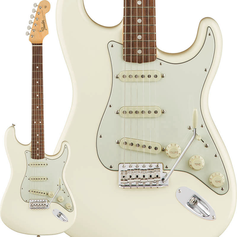 Fender American Original '60s Stratocaster (Olympic White) [Made In USA] 【ikbp5】