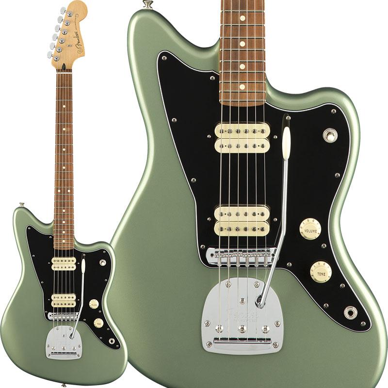 Fender Player Jazzmaster (Sage Green Metallic) [Made In Mexico] 【ikbp5】