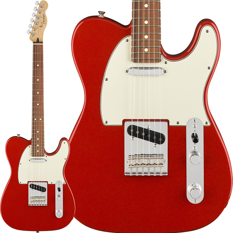 Fender Player Telecaster (Sonic Red/Pau Ferro) [Made In Mexico] 【ikbp5】 【FENDER THE AUTUMN-WINTER 2018 CAMPAIGN】