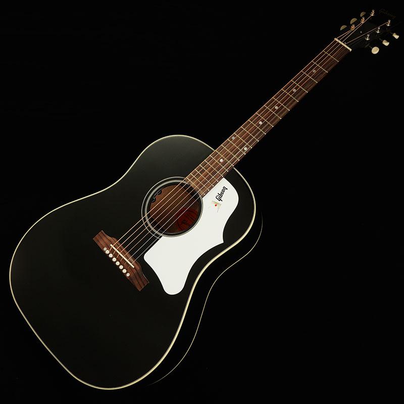 Gibson Limited Edition 1960's J-45 Ebony w/Straight Bone Bridge and LR Baggs VTC 【ikbp5】