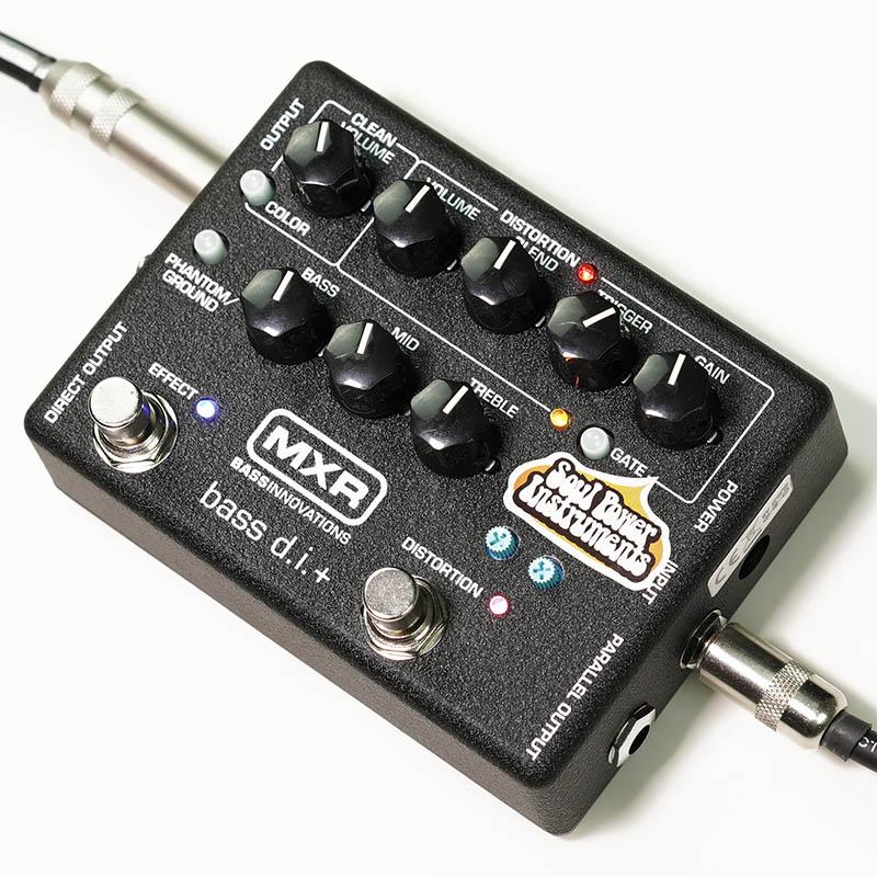 Soul Power Instruments mod. Power MXR bass【即納可能】 di+