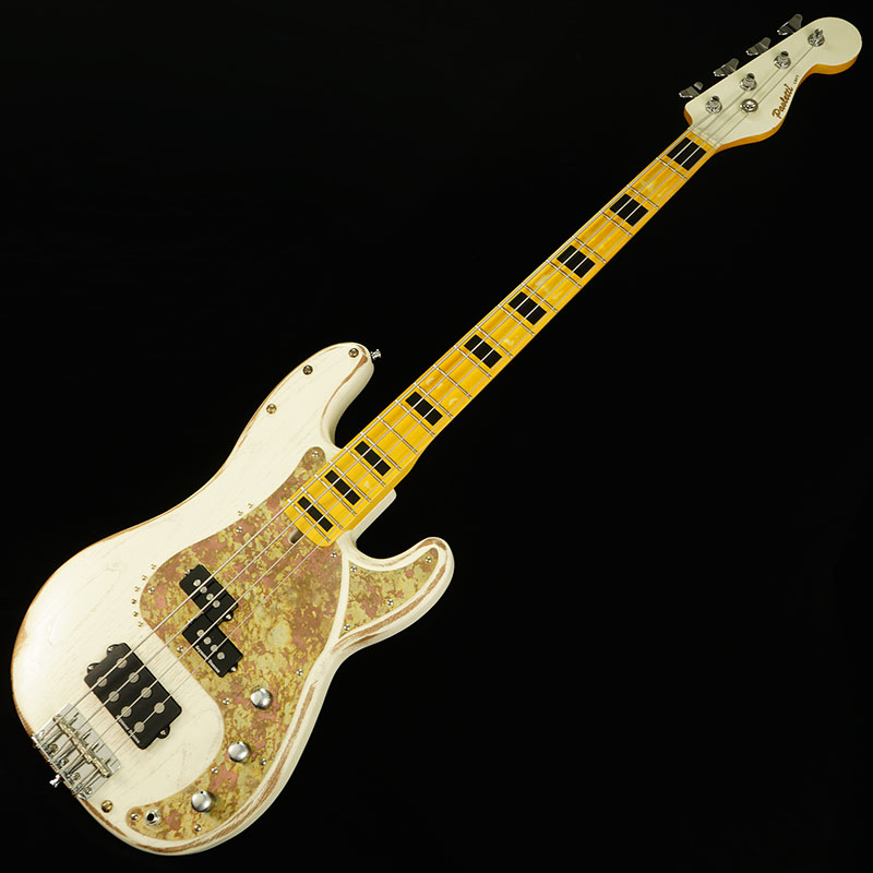 Paoletti Guitars Sky Bass Loft 4st (CREAM)