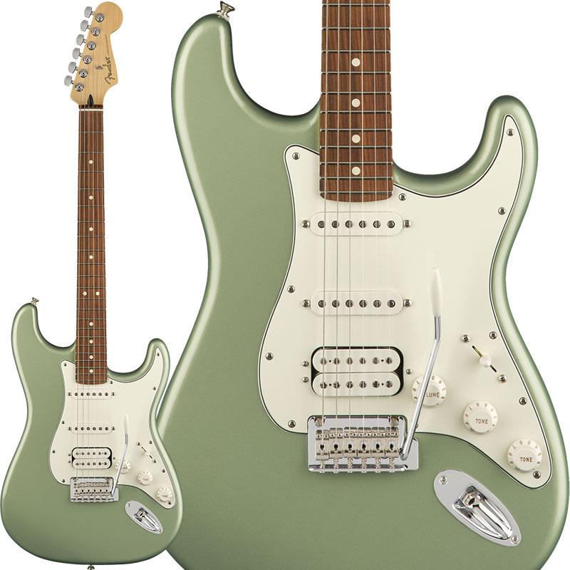 Fender Player Stratocaster HSS (Sage Green Metallic/Pau Ferro) [Made In Mexico] 【ikbp5】 【FENDER THE AUTUMN-WINTER 2018 CAMPAIGN】