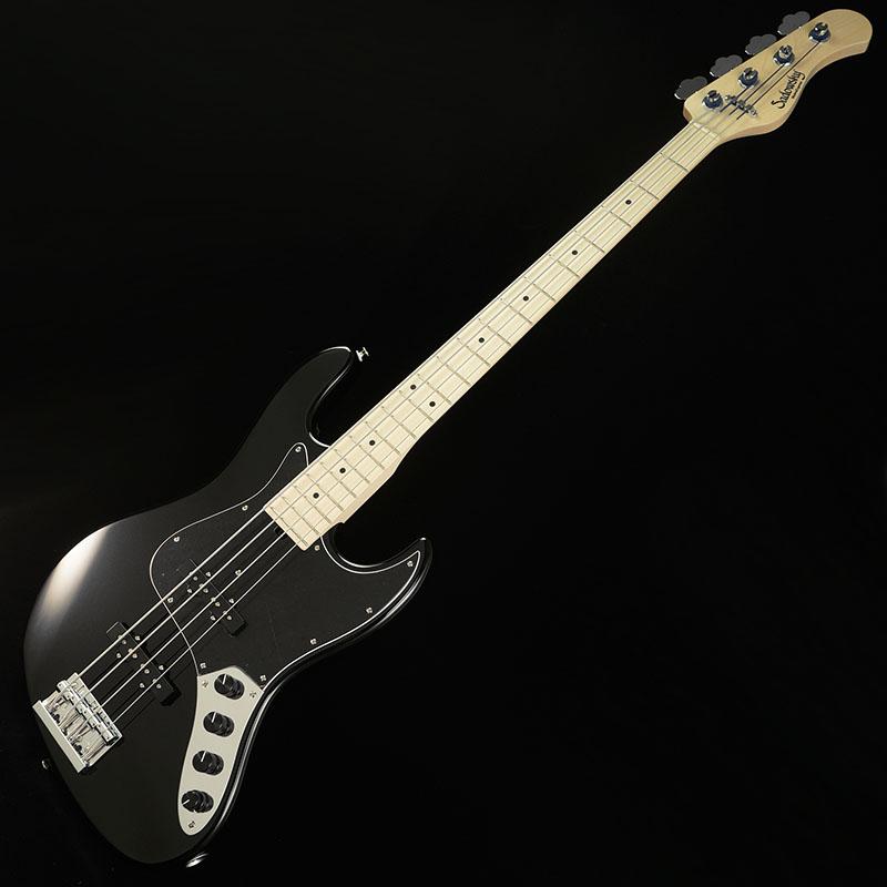 Sadowsky Guitars Metroline Express Series MV4E (Black/Black 3ply) 【即納可能】