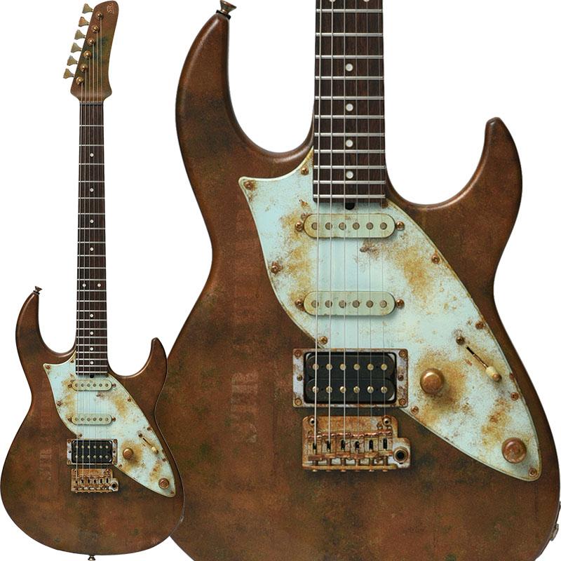 "STR GUITARS James Tyler Guitars Design SSH ""Rusty"" 【2018ディバイザー商談会選定品】"