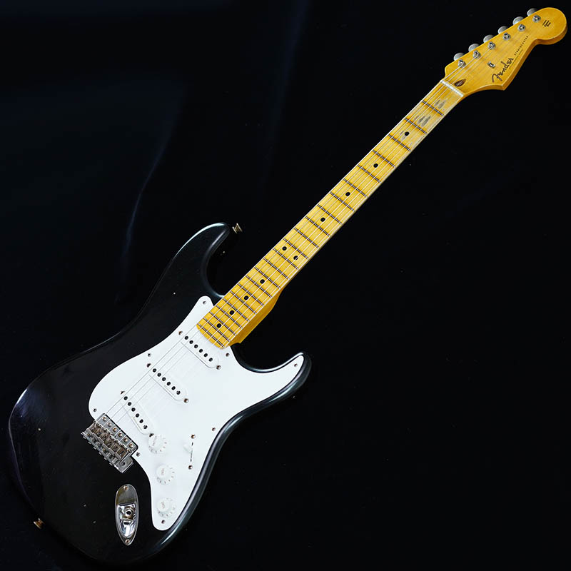 Fender Custom Shop Limited Edition 30th Anniversary Eric Clapton Stratocaster Journeyman Relic (Black) 【即納可能】 【ikbp5】