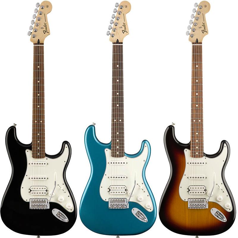 Fender Standard Stratocaster HSS (Pau Ferro Fingerboard) [Made In Mexico] 【特価】