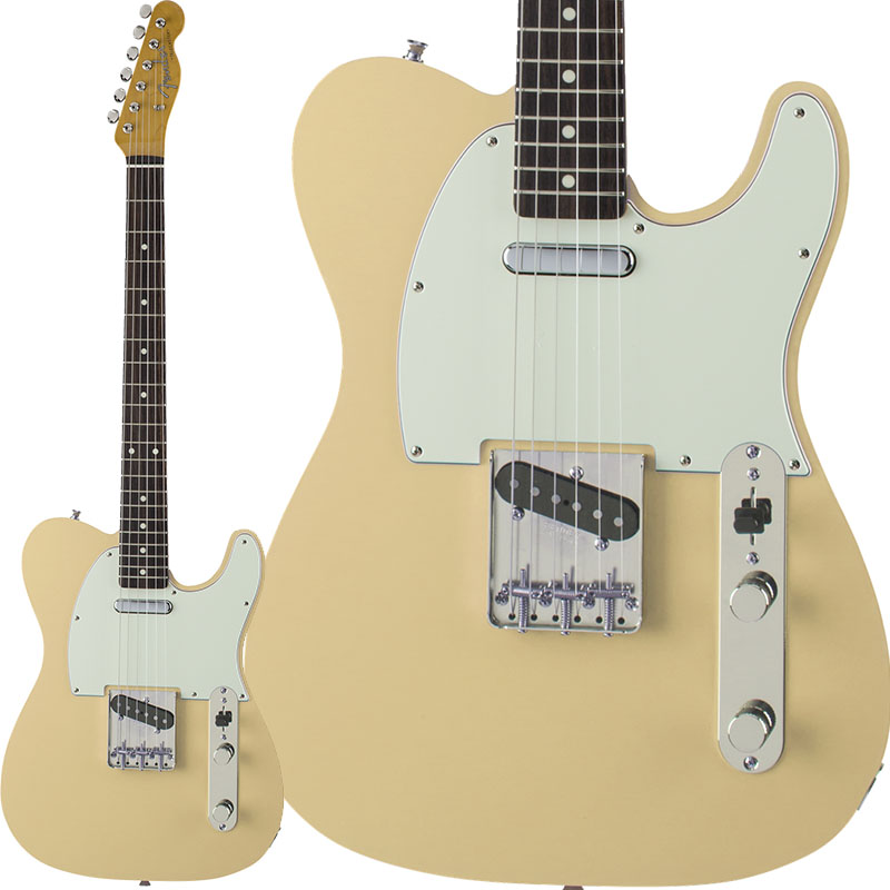 Fender Limited Run Traditional 60s Telecaster (Vintage White) [Made in Japan] 【ikbp5】