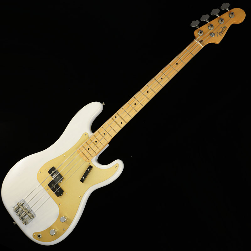 Fender American Original '50s Precision Bass (White Blonde) [Made In USA] 【ikbp5】