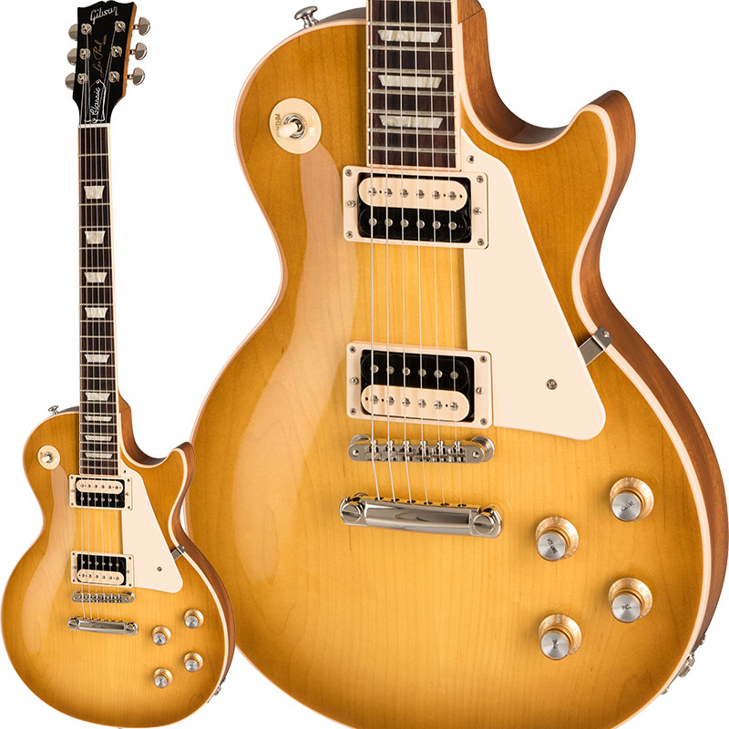 "Gibson Les Paul Classic 2019 (Honeyburst) 【ikbp5】 【数量限定""ギブソン純正ギグケース""プレゼント!】"