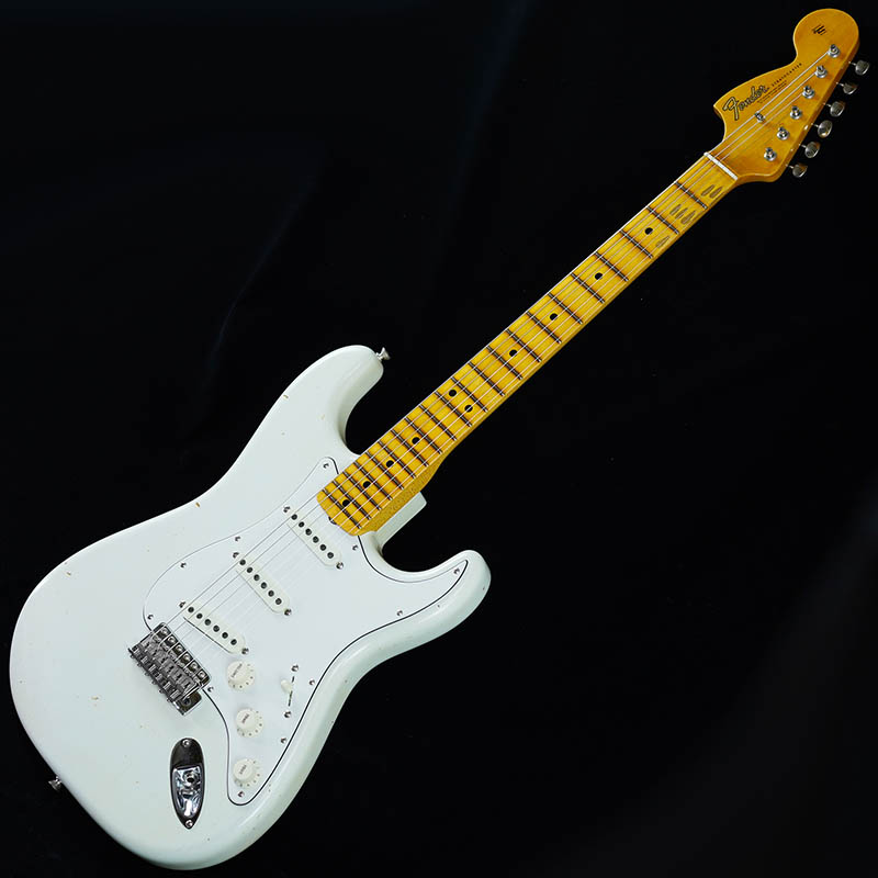 Fender Custom Shop Jimi Hendrix Voodoo Child Signature Stratocaster Journeyman Relic (Olympic White) 【即納可能】 【ikbp5】