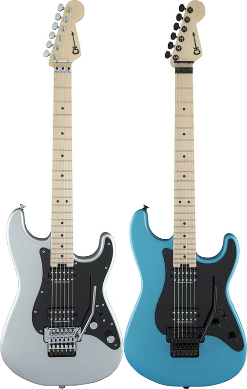 Charvel Pro-Mod Series SO-CAL STYLE1 HH FR M