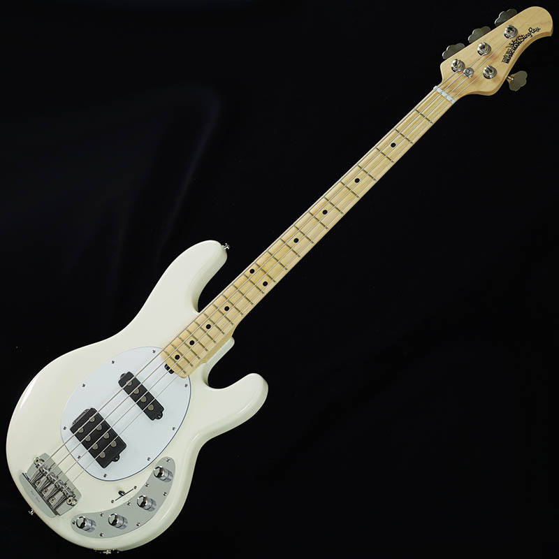 ラウンド  MUSICMAN Stingray 4 4 HS (White HS/Maple) (White/Maple)【特価】, 小田町:0ef8fa0c --- construart30.dominiotemporario.com