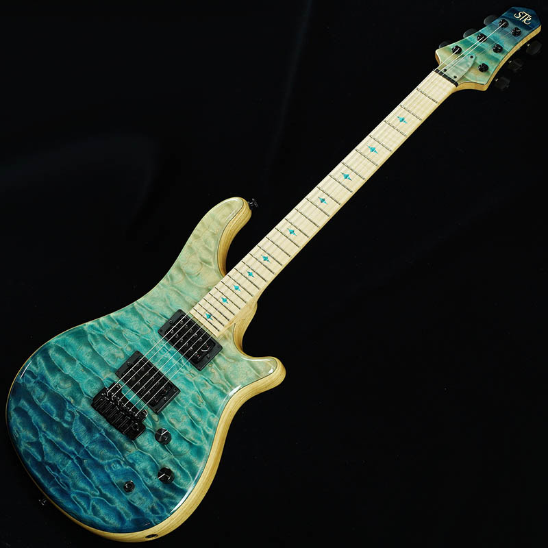 STR GUITARS OS624 #40 (Blue Gradation/Quilted Maple) 【USED】 【中古】 【大幅プライスダウン!】