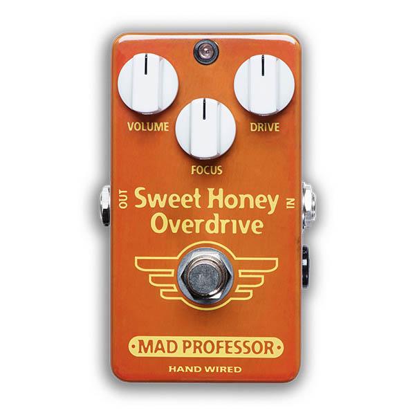 MAD PROFESSOR Sweet Honey Overdrive 【特価】