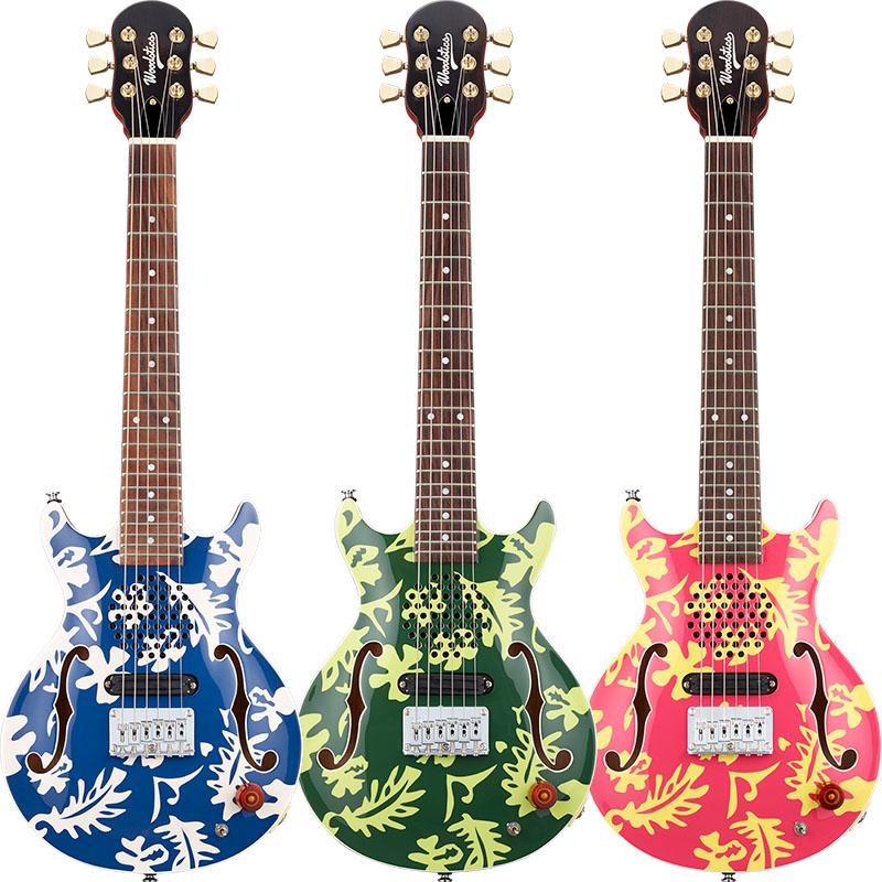 Woodstics Guitars WS-MINI ALOHA [Produced by Ken Yokoyama] 【横山健プロデュースブランド
