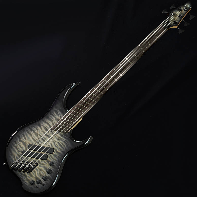 """Dingwall Z2 5st with Super-Fatty """"5A Quilted Maple Top"""" (Faded Blackburst)"""