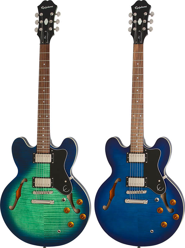 Epiphone by Gibson Limited Edition Dot Deluxe