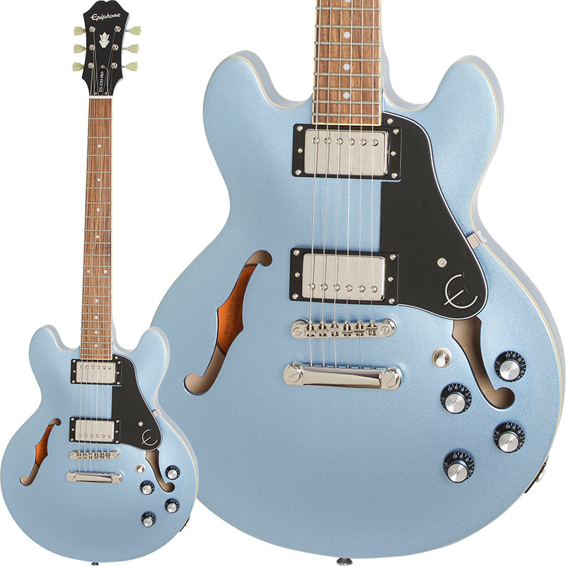 Epiphone by Gibson ES-339 PRO (Pelham Blue)