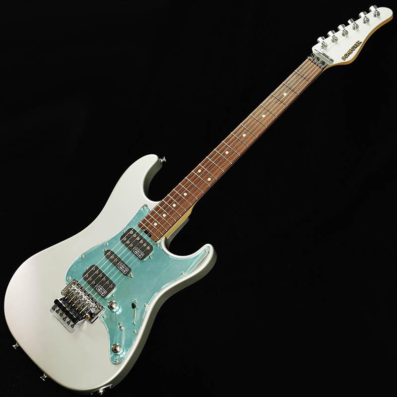 SCHECTER EX-5-STD-FRT/SLV/HR w/BFTS (Silver) 【2018楽器フェア出展品】