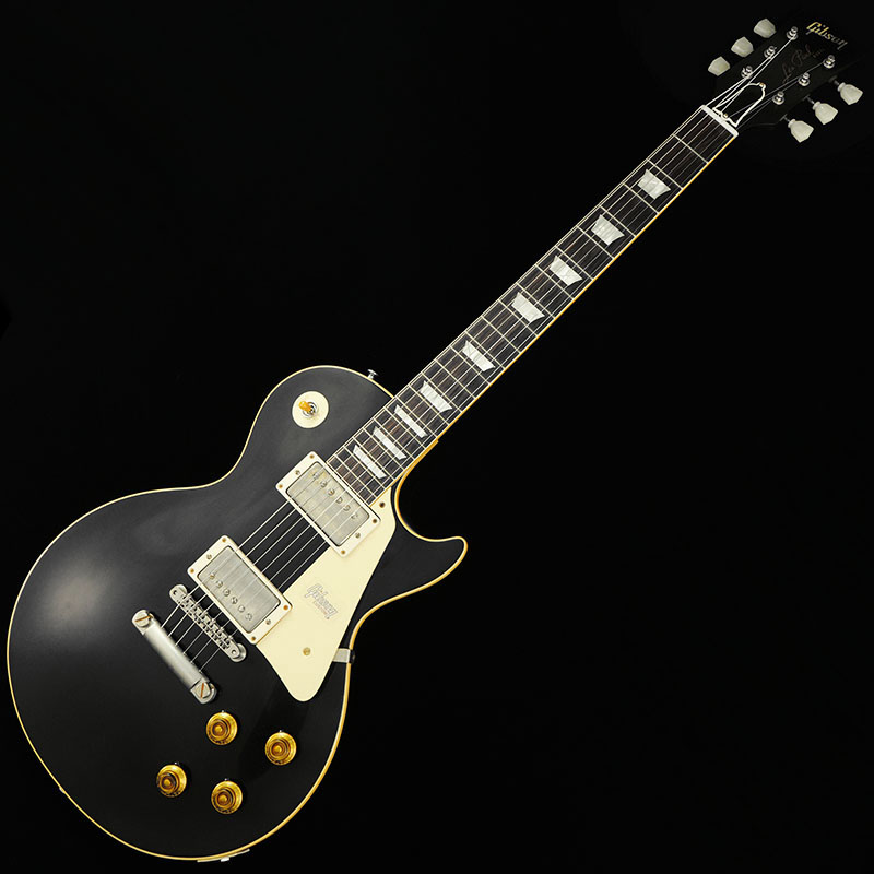 Gibson CUSTOM SHOP Historic Collection Limited Run 1957 Les Paul Standard All Ebony VOS