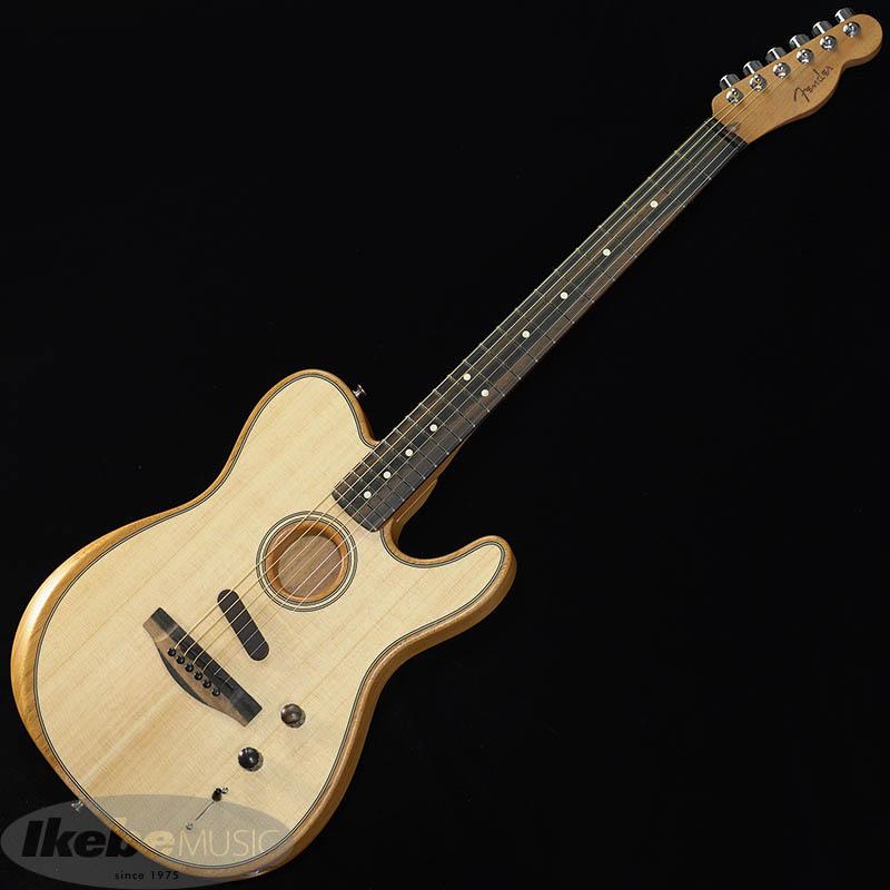 Fender American Acoustasonic Telecaster (Natural) 【ikbp5】 ※次回入荷未定