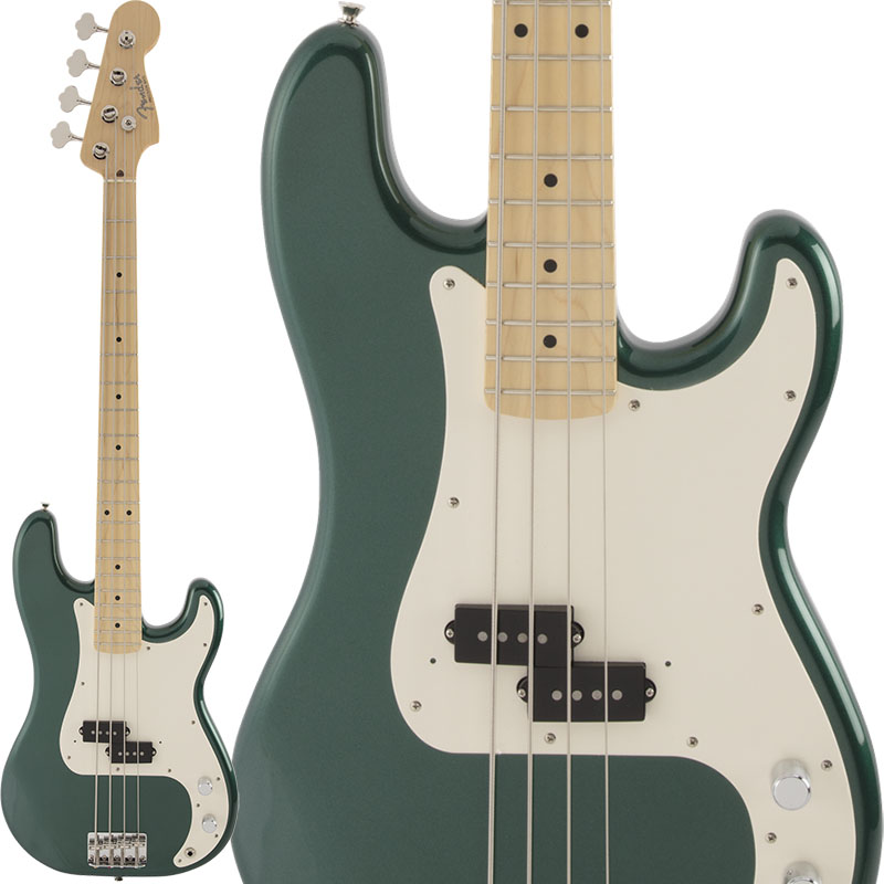 Fender Made in Japan Hybrid 50s Precision Bass (Sherwood Green Metallic) [Made in Japan] 【ikbp5】