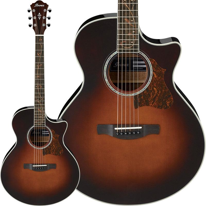 【エレクトリック・アコースティックギター】 Ibanez AE205-BS