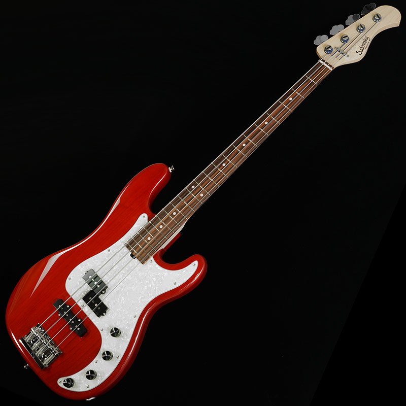 Sadowsky Guitars Metro Series RV4HPJ (Trans Red) 【即納可能】