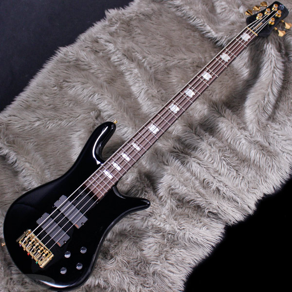 Spector Euro 5 LX (Black Gloss)