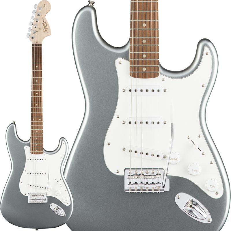 【おしゃれ】 Squier Fender by Fender Affinity Silver/Rosewood) Series Stratocaster (Slick Series Silver/Rosewood)【特価】, CLUB CLIO 日本直営店:6f7b2a38 --- totem-info.com