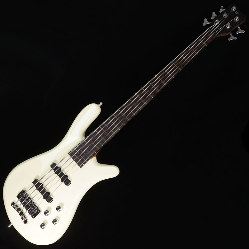 Warwick German Team Built Streamer LX 5st (Creme White) 【特価】