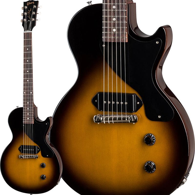 """【エレキギター】 Gibson Les Paul Junior (Vintage Tobacco Burst) 【今ならギブソン純正アクセサリーパックに加えて""""ピックケース""""をプレゼント!】 【ikbp5】"""