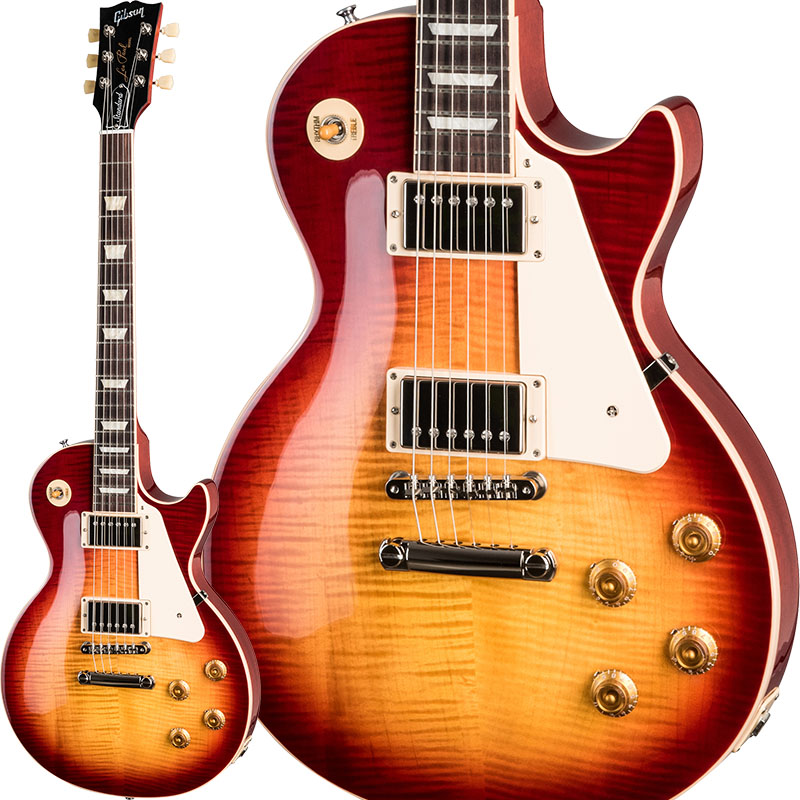 "Gibson Les Paul Paul Standard '50s (Heritage Cherry Sunburst) Sunburst)【今ならギブソン純正アクセサリーパックに加えてギブソンロゴ入り""トートバッグ Les&ピックケース""をプレゼント!】【ikbp5】, GRANDE TOKYO:16ca675b --- sunward.msk.ru"
