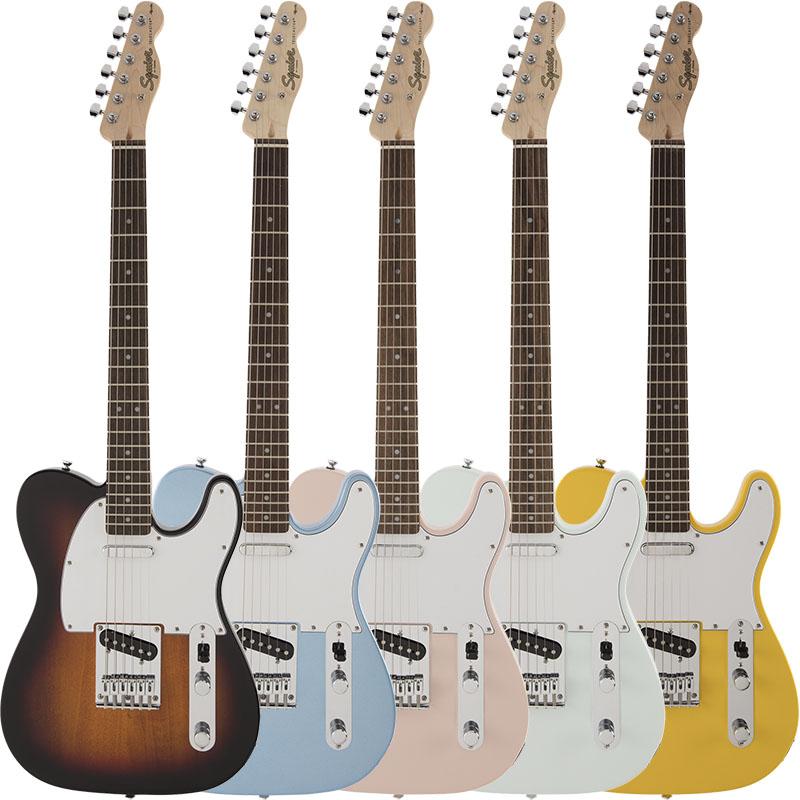 【エレキギター】 Squier by Fender FSR Affinity Series Telecaster 【ikbp5】