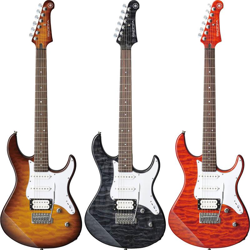 【エレキギター】 YAMAHA PACIFICA212VQM [SPAC212VQM]