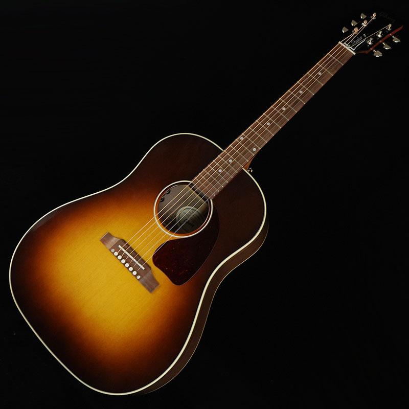 """【アコースティックギター】 Gibson J-45 Studio 2019 (Walnut Burst) 【ikbp5】 【数量限定""""ギブソン特製ギグバッグ""""プレゼント!】"""