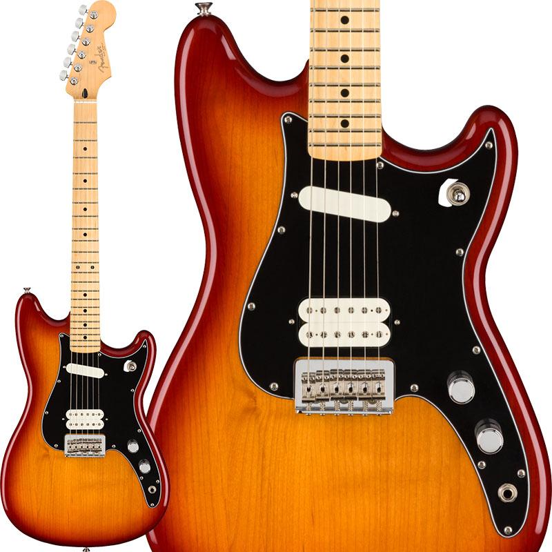 【2021正規激安】 Fender(フェンダー)エレキギター In Player Duo-Sonic Duo-Sonic HS 新品 (Sienna Sunburst/Maple) [Made In Mexico]【ikbp5】 新品, ジュンジュンLED電子看板:96fb7b20 --- promilahcn.com