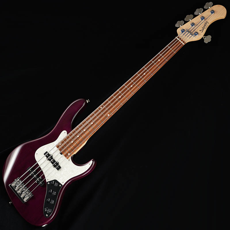Sadowsky Guitars Metro Series RV5-24 (Trans Purple) 【即納可能】