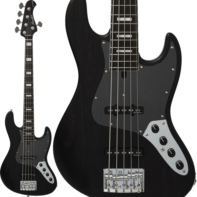 Bacchus WOODLINE 517AC (BLK-Oil/Ebony) [Active Model] 【特価】