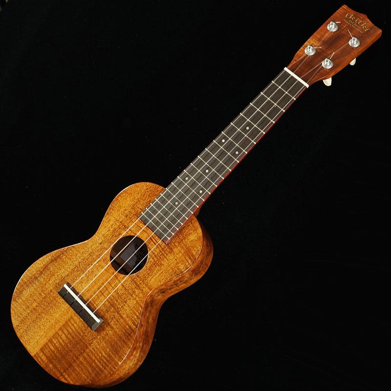 tkitki ukulele ECO-S Hawaiian Koa Soprano [ソプラノウクレレ]
