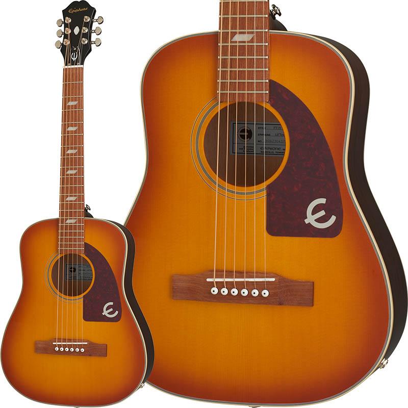 代引き手数料無料 Epiphone by Gibson Lil&39; Tex Travel (Faded Cherry), アリエチョウ c89d2d30
