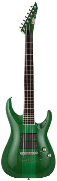 ESP SRC-7 (See Thru Green) 【受注生産品】
